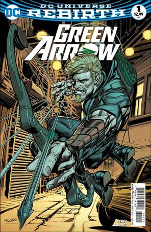 Green Arrow (2016) 1-B