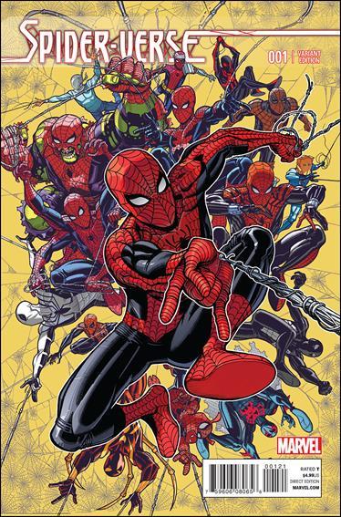 Spider-Verse (2015/01) 1-B by Marvel