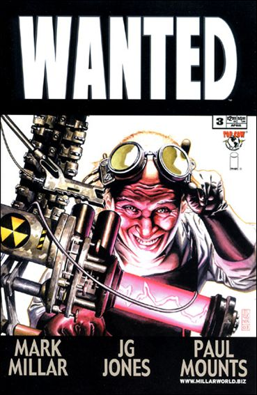 Wanted (2003) 3-A by Top Cow