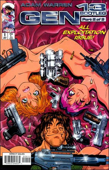 Gen13 Bootleg 9-A by WildStorm
