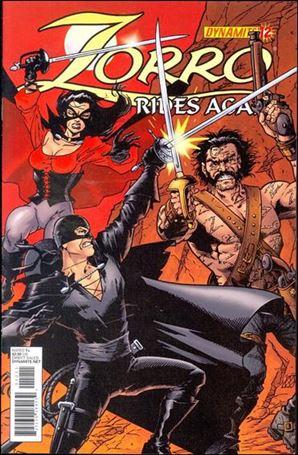 Zorro Rides Again 12-A