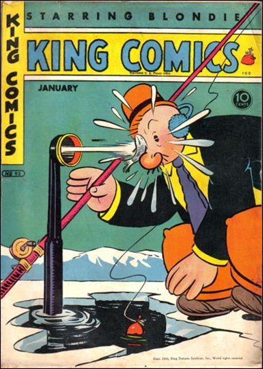 King Comics 93-A by David McKay