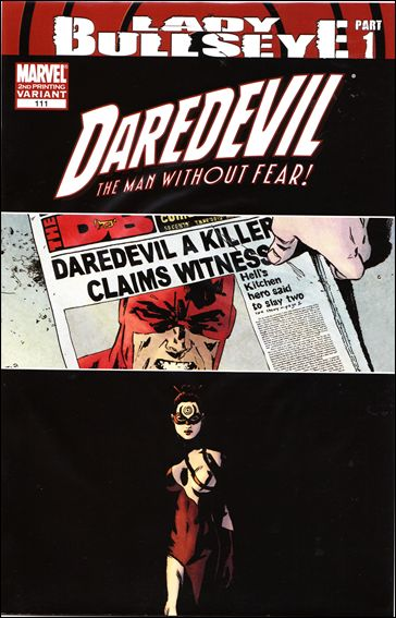 Daredevil (1998) 111-D by Marvel