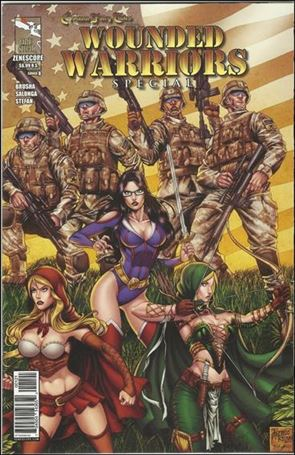Grimm Fairy Tales Presents Wounded Warriors Special One-Shot-B