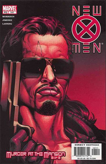 New X-Men (2001) 141-A by Marvel