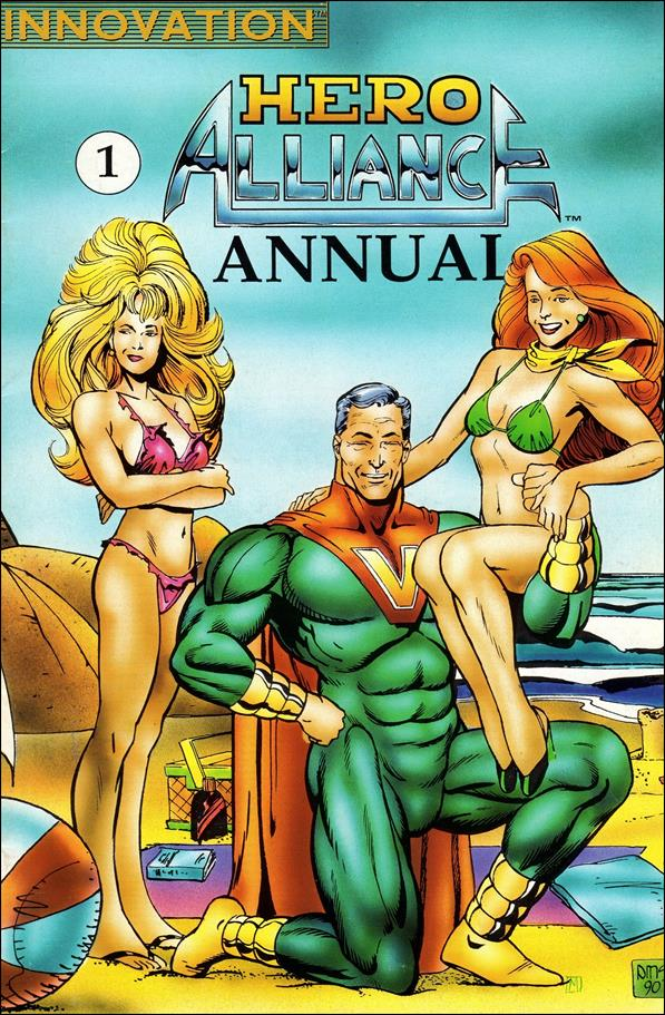 Hero Alliance Annual 1-A by Innovation