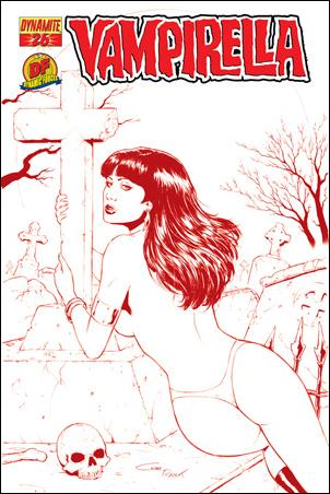 Vampirella (2010) 26-E by Dynamite Entertainment