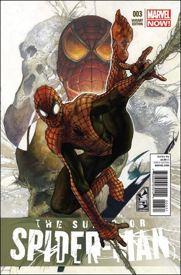 Superior Spider-Man 3-B by Marvel