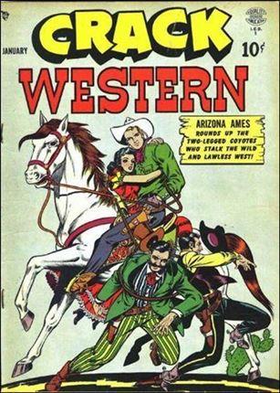 Crack Western Comics 64-A