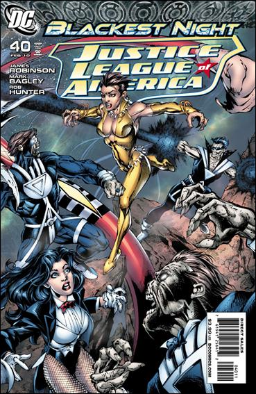 Justice League of America (2006) 40-A by DC