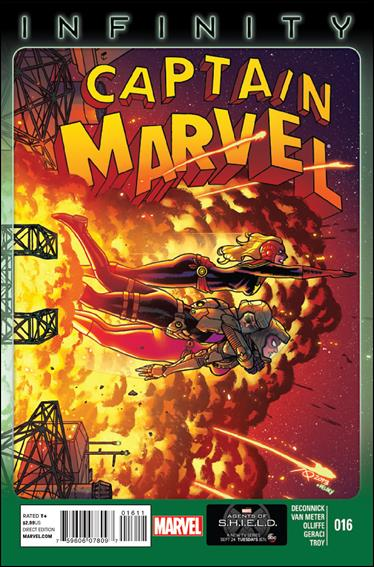 Captain Marvel (2012) 16-A by Marvel