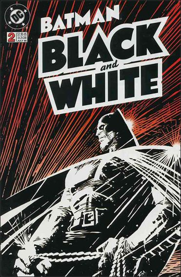 Batman Black and White (1996) 2-A by DC