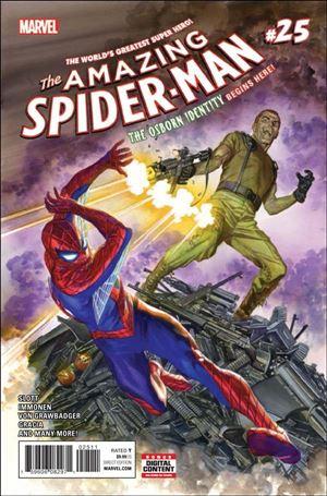 Amazing Spider-Man (2015) 25-A