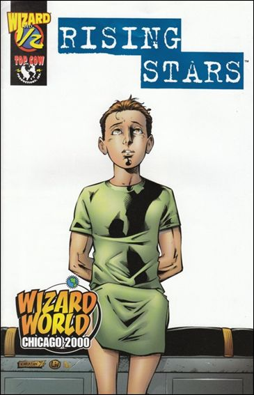 Rising Stars 1/2-C by Top Cow