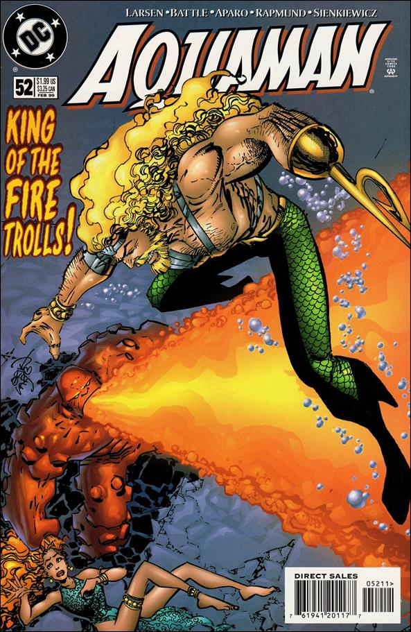 Aquaman (1994) 52-A by DC