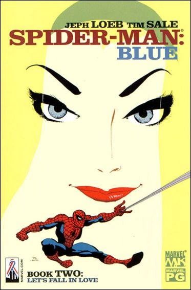 Spider-Man: Blue 2-A by Marvel