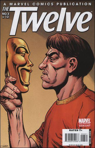 Twelve 3-B by Marvel