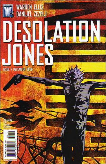Desolation Jones 7-A by WildStorm