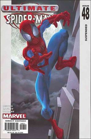 Ultimate Spider-Man (2000) 48-A