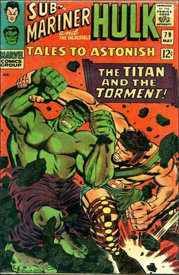 Tales to Astonish (1959) 79-A by Marvel