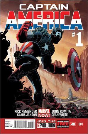 Captain America (2013) 1-A