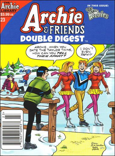 Archie & Friends Double Digest Magazine 23-A by Archie