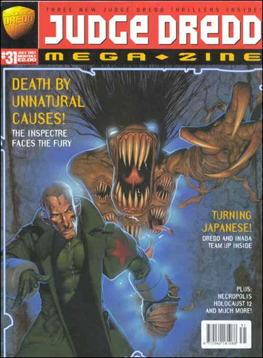 Judge Dredd Megazine (1995) 31-A by Fleetway