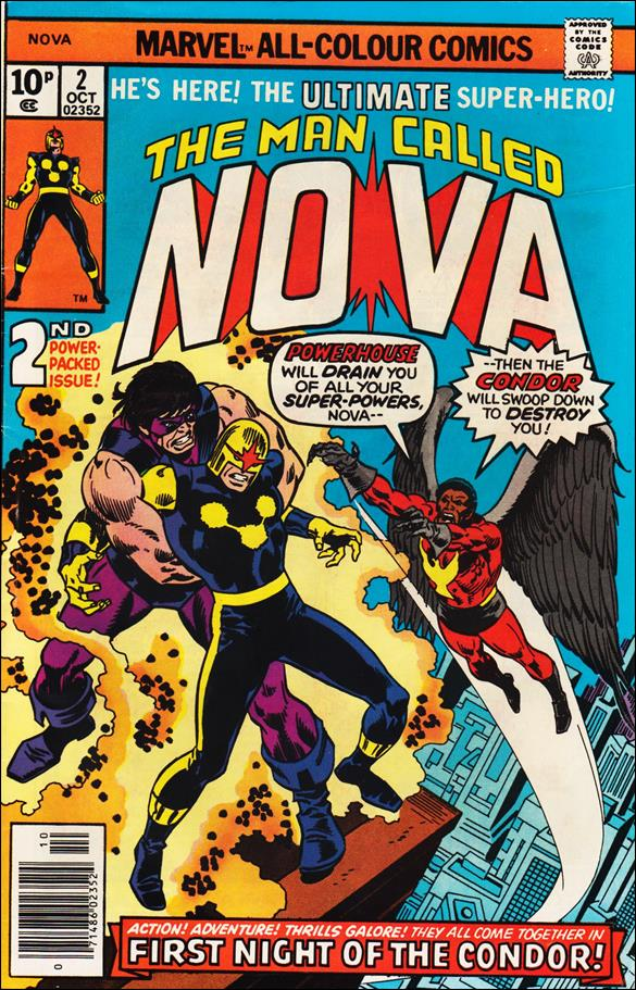 Nova (1976) 2-B by Marvel