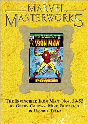 Marvel Masterworks: The Invincible Iron Man 8-B