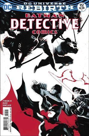 Detective Comics (1937) 952-B