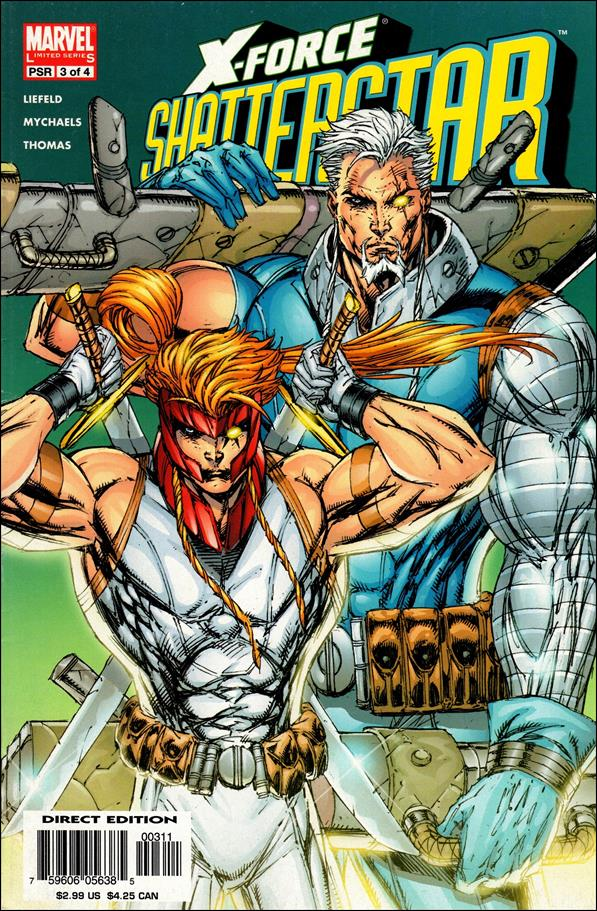 X-Force: Shatterstar 3-A by Marvel