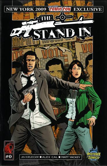 Stand In 0-A by Ardden Entertainment