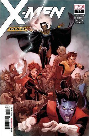 X-Men: Gold 35-A
