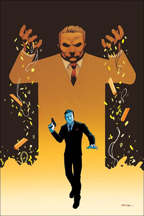 James Bond 007 8-H by Dynamite Entertainment