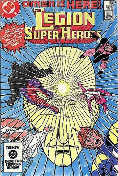 Legion of Super-Heroes (1980) 310-A by DC