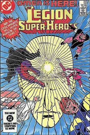 Legion of Super-Heroes (1980) 310-A
