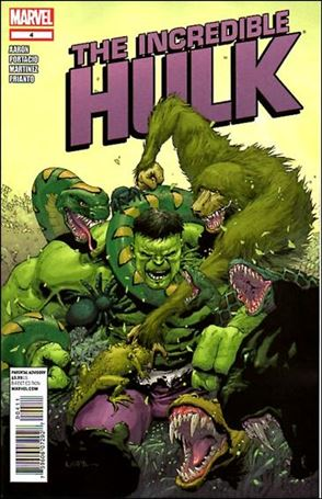 Incredible Hulk (2011)  4-A
