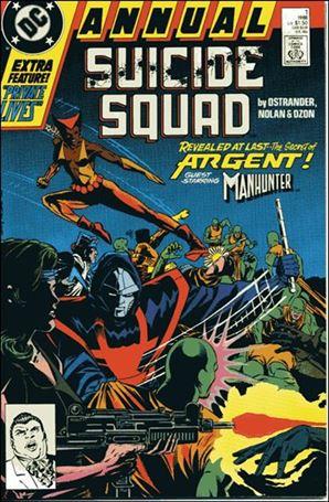 Suicide Squad Annual 1-A