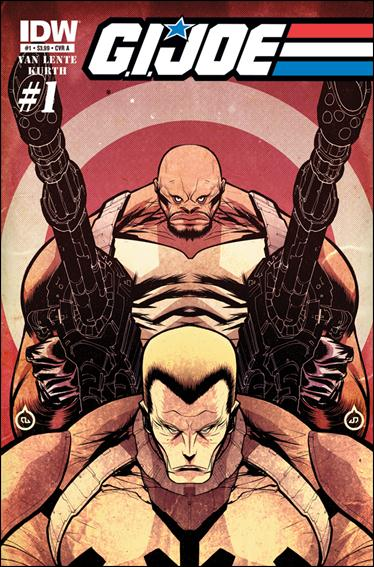 G.I. Joe (2013) 1-A by IDW