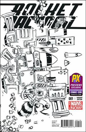 Rocket Raccoon (2014) 1-K