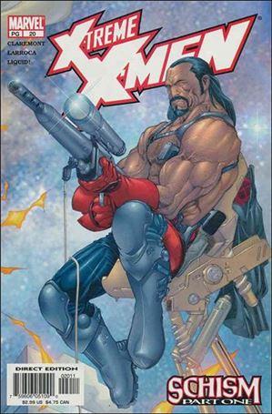 X-Treme X-Men (2001) 20-A