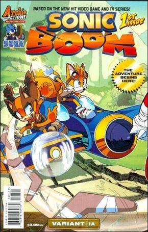 Sonic Boom 1-B