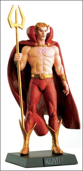 Classic Marvel Figurine Collection (UK) Hellstorm, Son of Satan by Eaglemoss Publications