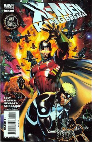 X-Men: Kingbreaker 1-A