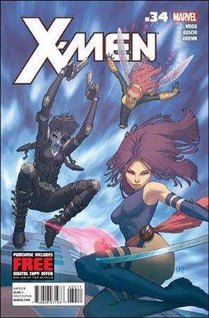 X-Men (2010) 34-A