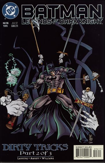 Batman: Legends of the Dark Knight 96-A by DC