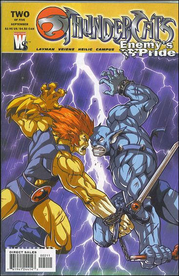 ThunderCats: Enemy's Pride 2-A by WildStorm