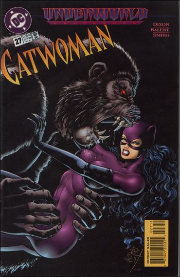 Catwoman (1993) 27-A by DC