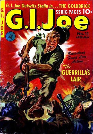 G.I. Joe (1951) 2-A by Ziff-Davis