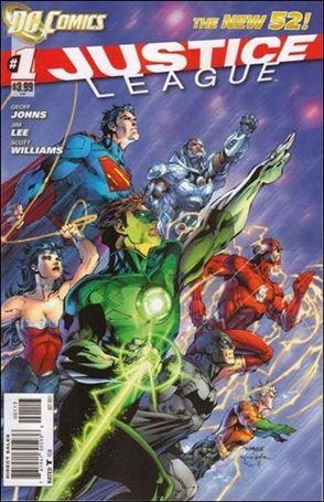 Justice League (2011) 1-J